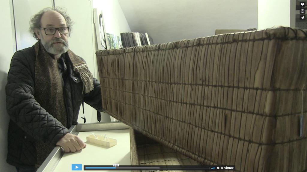 visite du musée  Salésien Col Dom Bosco, Turin Italy  avec Renato Athias